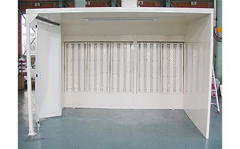 サンジング室